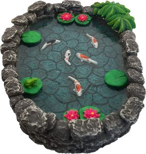 Bassin de jardin Mini bassin Koï