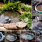 Comment faire un bassin de jardin?