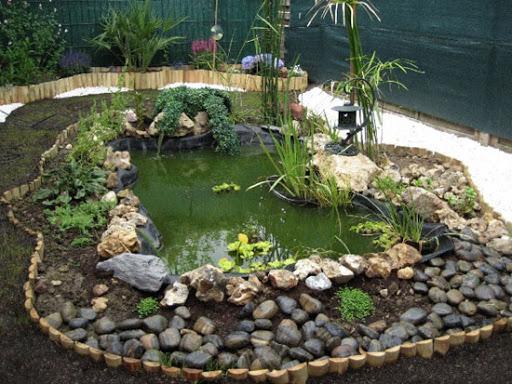 Quel bassin de jardin choisir?